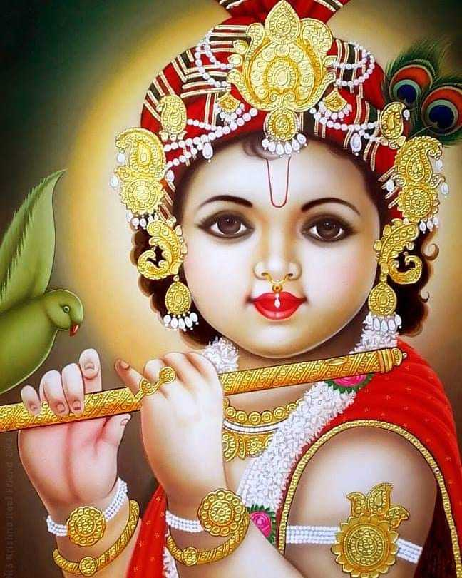 Baby Krishna Cute Mobile Wallpaper Photosbin