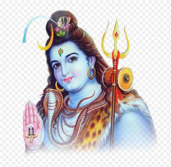 God Shiva PNG Images Transparent HD Wallpaper