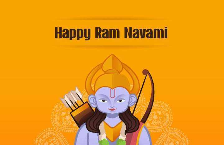 Rama Navami Photo HD Animated Rama Navmi Pictures